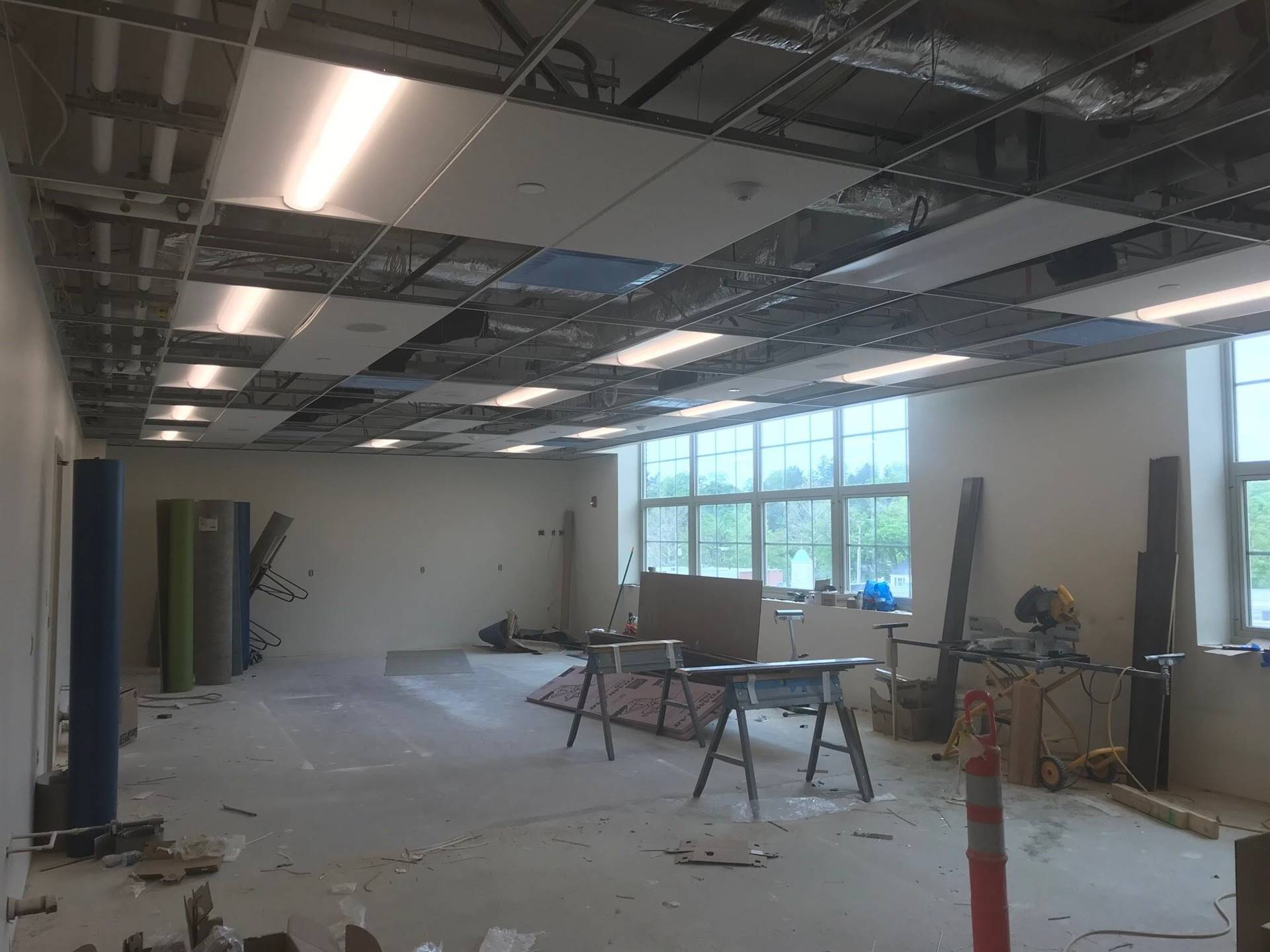 CFIS - Construction Photo - May 2019