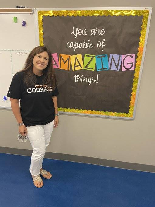One District One Book Choose Courage Kick Off Day